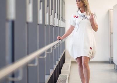šaty ibišek